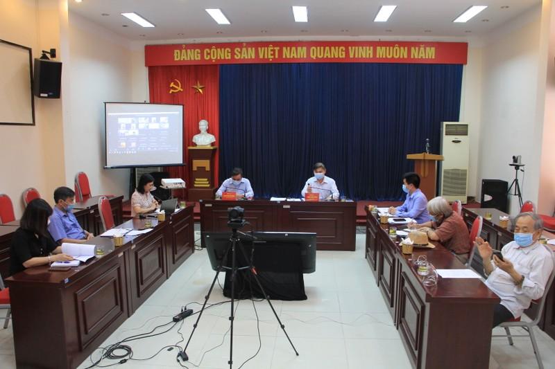Chu tich Phan Xuan Dung: