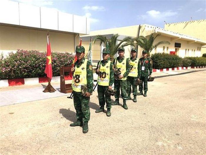 Army Games: Ngay thi dau xuat sac cua Doi tuyen Hoa hoc QDND Viet Nam