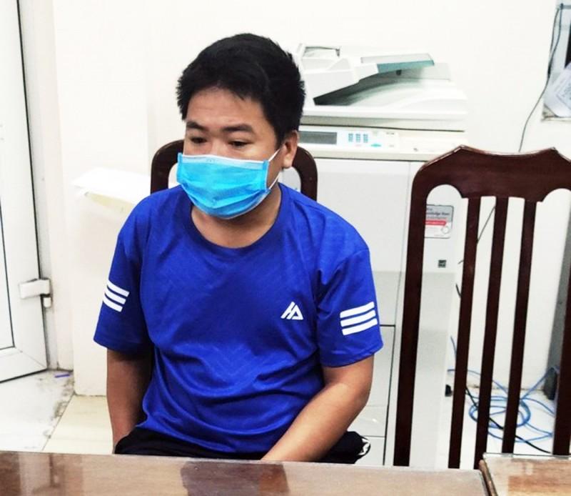 Con do dung dao dam Pho truong Cong an xa khi vuot chot COVID-19