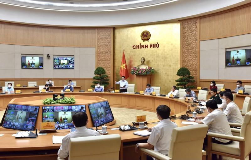 """Thu tuong Pham Minh Chinh: Thi tran la """"phao dai"""", nguoi dan la """"chien si""""-Hinh-2"""