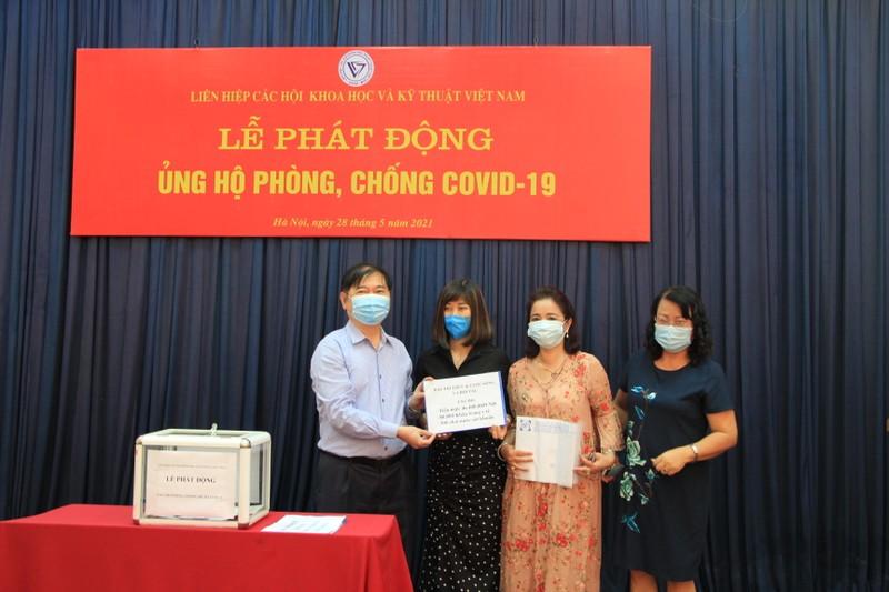 Ong Do Van Chien: VUSTA la to chuc thanh vien tich cuc, co trach nhiem cua MTTQVN-Hinh-3