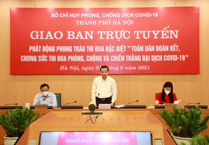 Chu tich Chu Ngoc Anh: Truy vet than toc, boc tach F0 va cach ly triet de