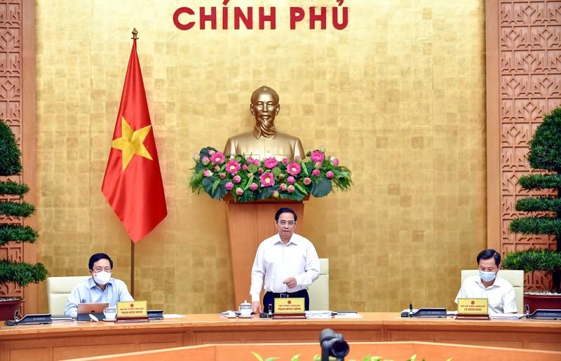Thu tuong phan cong nhiem vu cho 4 Pho Thu tuong
