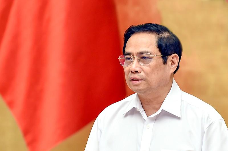 Thu tuong yeu cau Ha Noi dieu chinh bat cap trong viec cap giay di duong