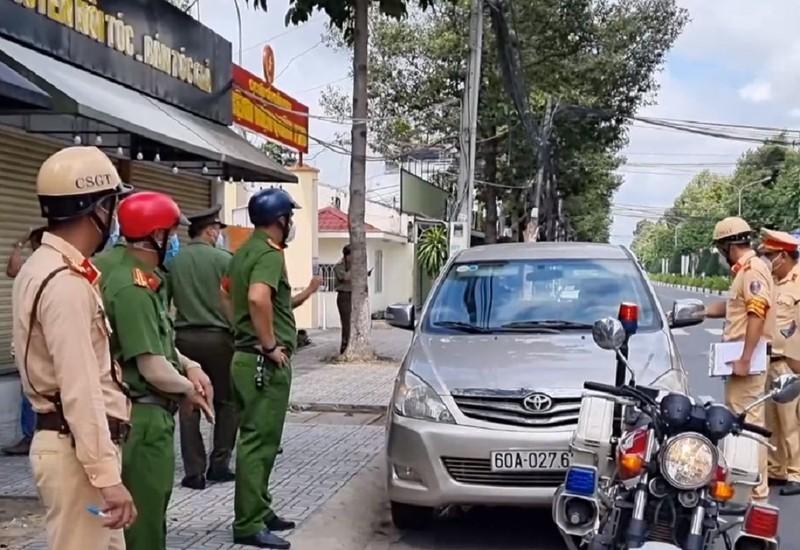 Thanh tra So TNMT Dong Nai vi pham phong dich: Sau xu phat hanh chinh la gi?