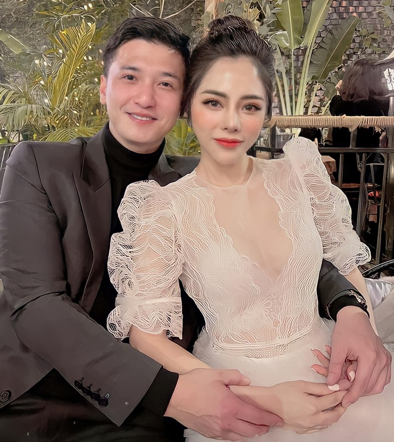 Ban gai Huynh Anh len tieng khang dinh khong phai nguoi thu ba-Hinh-2