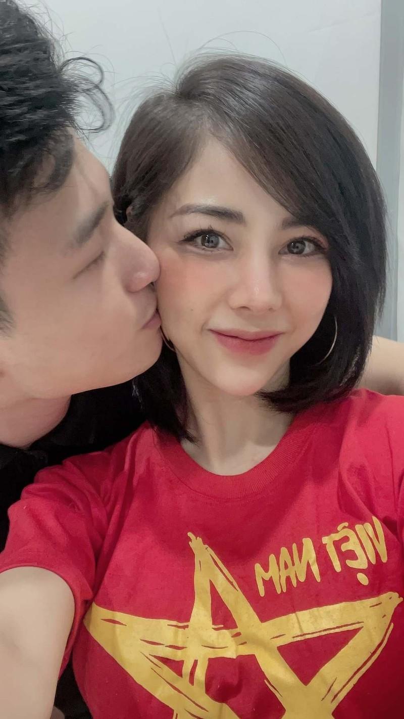 Ban gai Huynh Anh len tieng khang dinh khong phai nguoi thu ba-Hinh-3