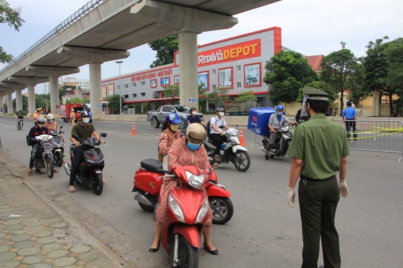 Ha Noi bo giay di duong, khong phat sinh them thu tuc hanh chinh