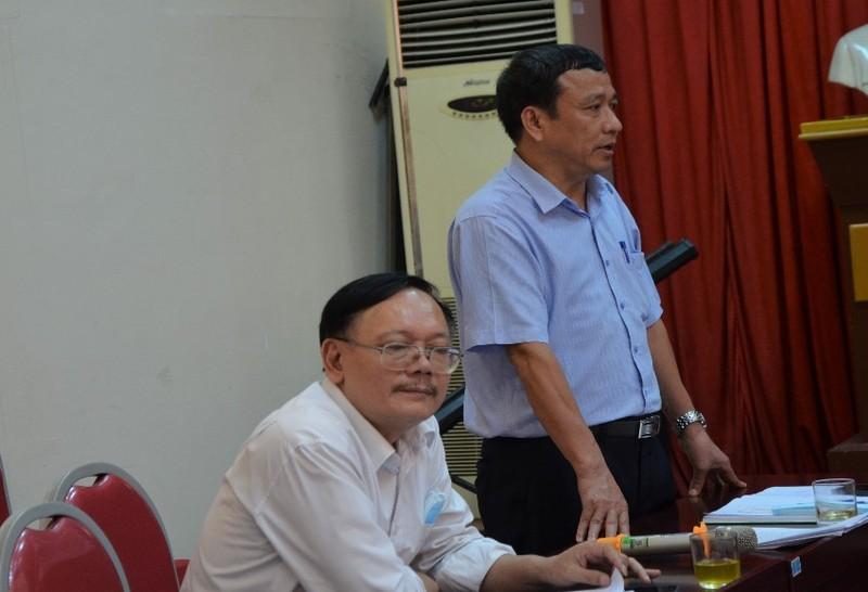 Tong ket cong tac to chuc Hoi nghi Tri thuc Khoa hoc & cong nghe Viet Nam trien khai Nghi quyet XIII cua Dang-Hinh-3