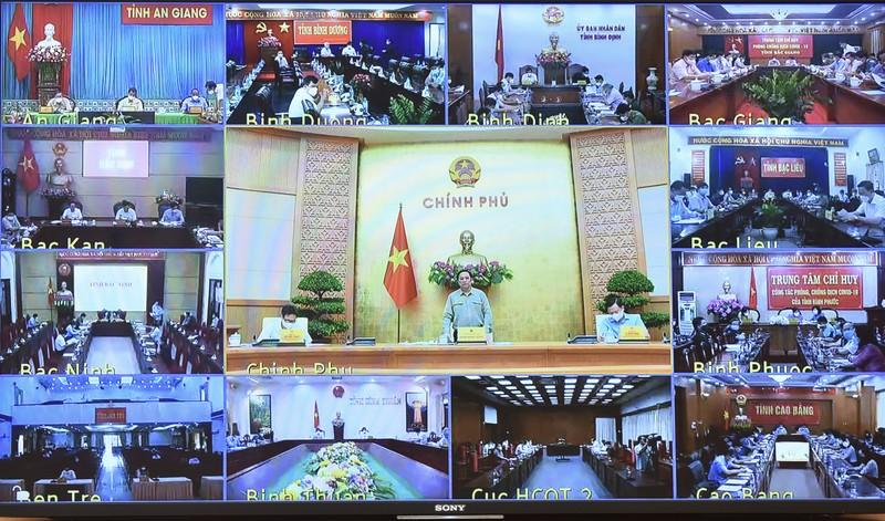 Thu tuong Pham Minh Chinh: Khong de moi dia phuong lam mot kieu-Hinh-2