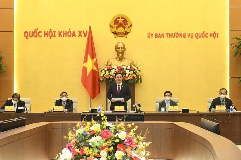 """Chu tich Quoc hoi: """"Doanh nhan, doanh nghiep phat huy tinh than dan toc""""-Hinh-5"""