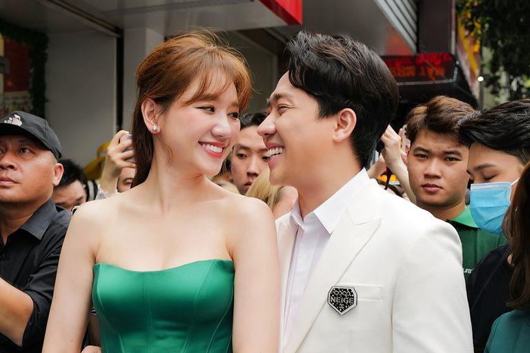 Tran Thanh, Lan Ngoc thoi dong vai phu-Hinh-2