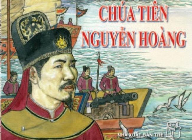 Su than vua Le muu tri thoat duoc bay cua chua Nguyen Hoang