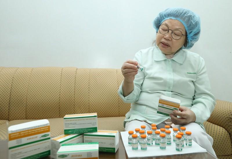 "Hanh trinh ""ra lo"" vaccine viem nao Nhat Ban cua nu anh hung lao dong"