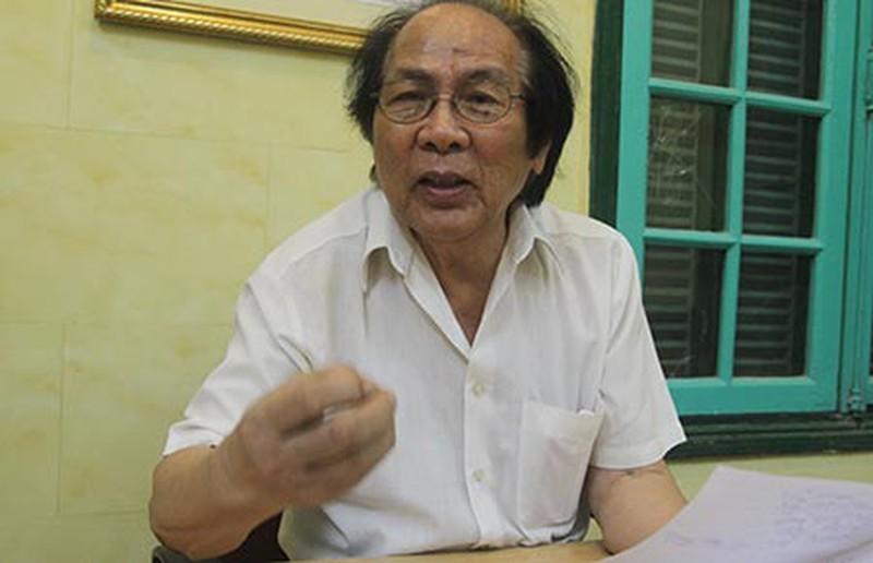 """GS Vu Khieu: """"Khong co ban bao cong nao ghi het thanh tich cua GS. Hoang Chuong"""""""