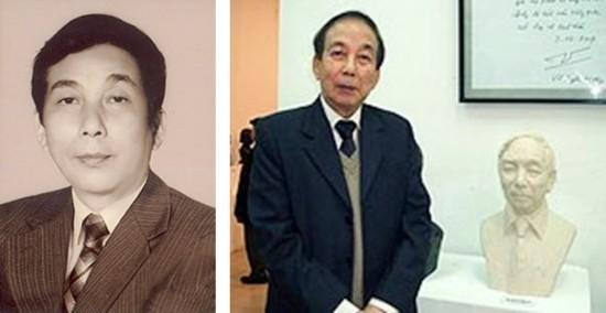 """He lo """"mat danh"""" Ngoi sao Than Nong danh cho GS.TSKH. Vu Tuyen Hoang"""