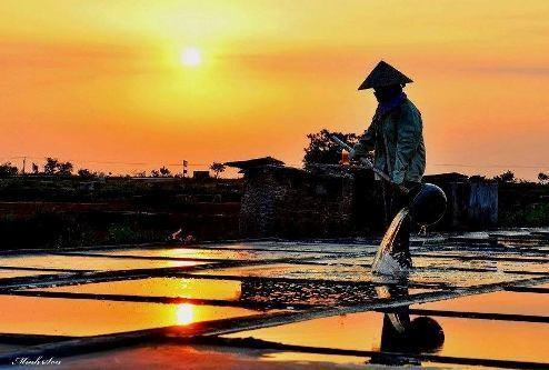 Song cua Xuan Quynh lay cam hung tu bai bien nao?