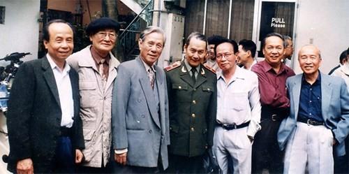 Dau an cua GS.TSKH. Nguyen Dinh Ngoc trong ngay toan thang 30/4/1975