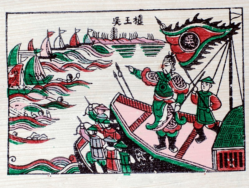 Vai tro danh tuong La Ta Duong trong tran Bach Dang nam 938-Hinh-6