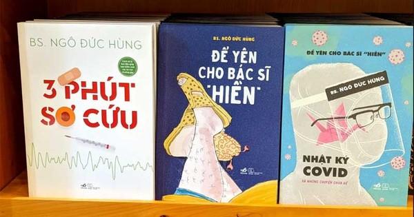 Nhat ky chong dich COVID-19 cua bac si Hung Ngo