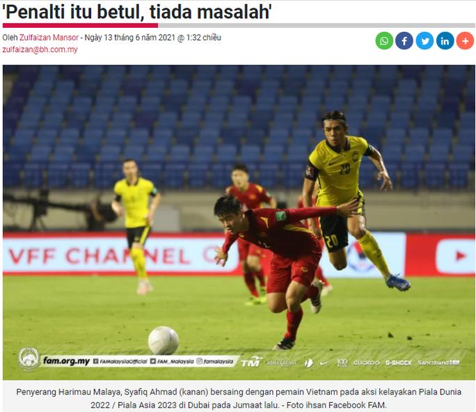 Bao chi Malaysia xac nhan Van Toan da bi pham loi trong vong cam