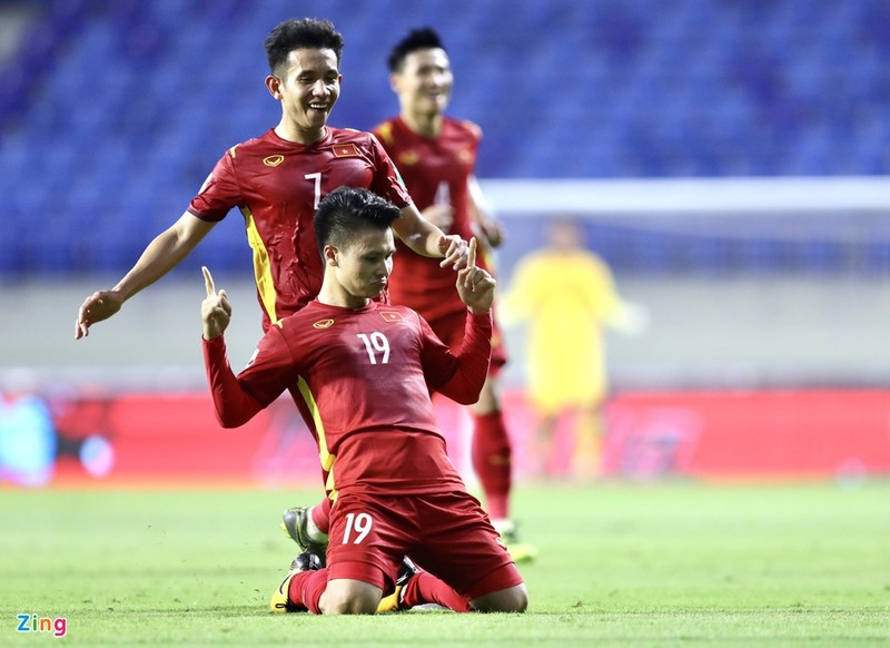 Tuyen Viet Nam se cach ly o TP.HCM sau vong loai World Cup