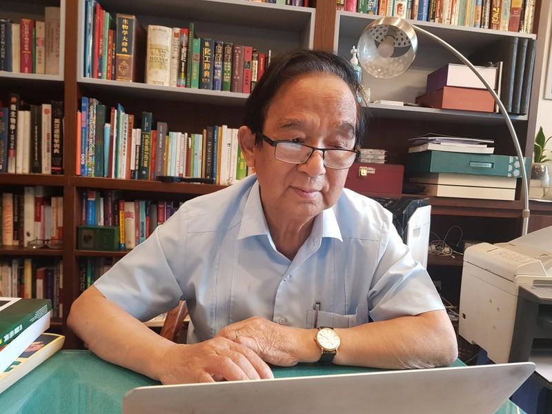 GS.TS.NGND Nguyen Lan Dung: Toi thanh tai nho tu hoc