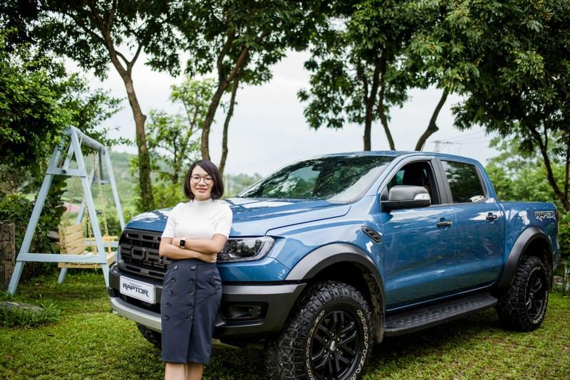 CEO Pham Khanh Linh: Khoi nghiep thanh cong nganh dan ong