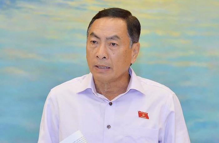 Dai bieu Quoc hoi: Can som lam ro trach nhiem trong vu sua diem o cap 2 Ngu Loc-Hinh-3