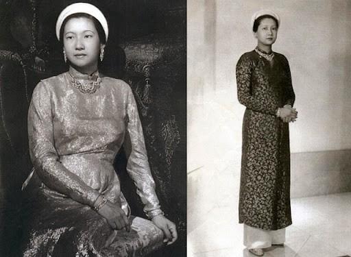 Vi sao Nam Phuong Hoang hau ca doi mau thuan voi me chong?