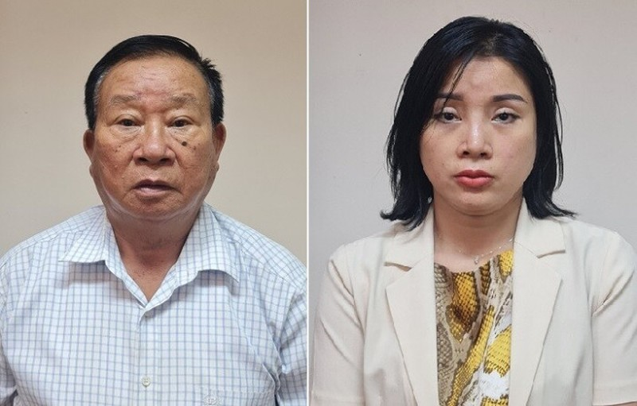Vu Benh vien Tim Ha Noi: Bat Giam doc, Ke toan truong Cong ty Hoang Nga