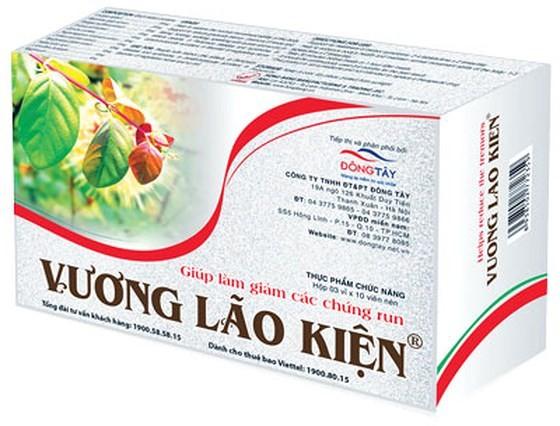 Cuc An toan thuc pham khuyen cao khong mua san pham Vuong lao kien