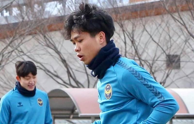 Cong Phuong tiep tuc ghi dau an trong mau ao Incheon United