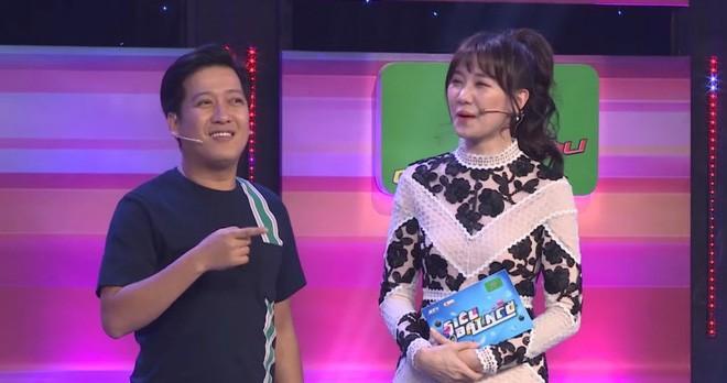 Hari Won lan dau he lo ly do ket hon voi Tran Thanh