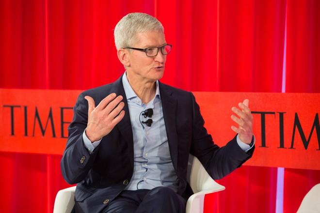 Loi khuyen la cua CEO Apple cho nguoi dung iPhone