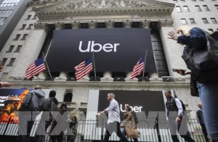 Uber lo 1 ty USD trong quy I du doanh thu va nguoi su dung tang