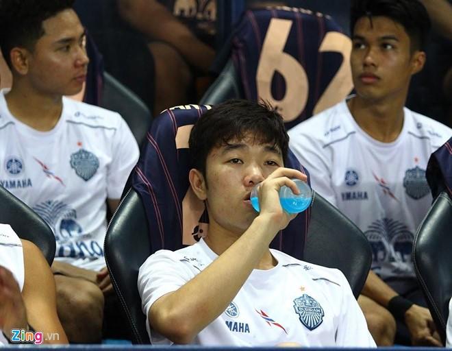 Xuan Truong co hy vong tiep tuc o lai Buriram United?