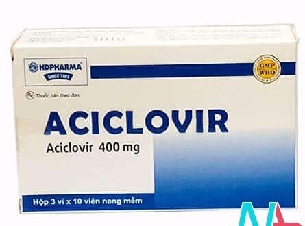 Ly do thuoc Aciclovir cua Cty duoc vat tu y te Hai Duong bi thu hoi?