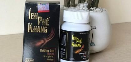 Ly do TPCN Ich Phe Khang cua True Pharmco tiep tuc bi canh bao?
