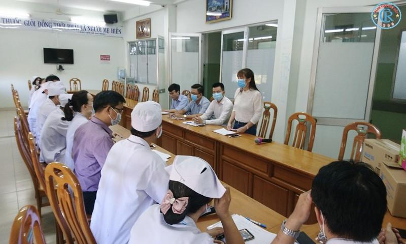 Benh vien Cho Ray len duong trong dem, chi vien cho Binh Thuan-Hinh-6