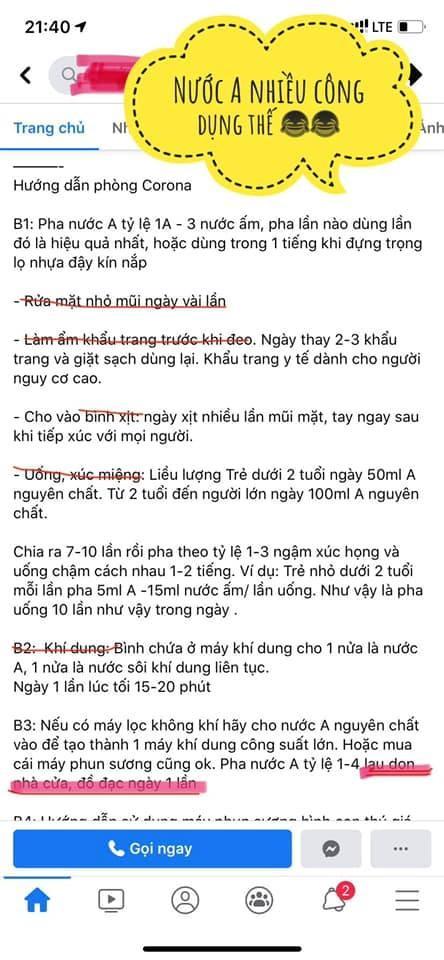 "Thuc hu ""nuoc than Anolyte"" rao ban am am tren mang co kha nang diet Covid-19?-Hinh-2"