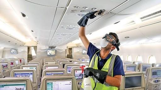 Nong: Cac chuyen bay Emirates, Aeroflot, Thai Airways, Japan... den VN co khach mac Covid-19