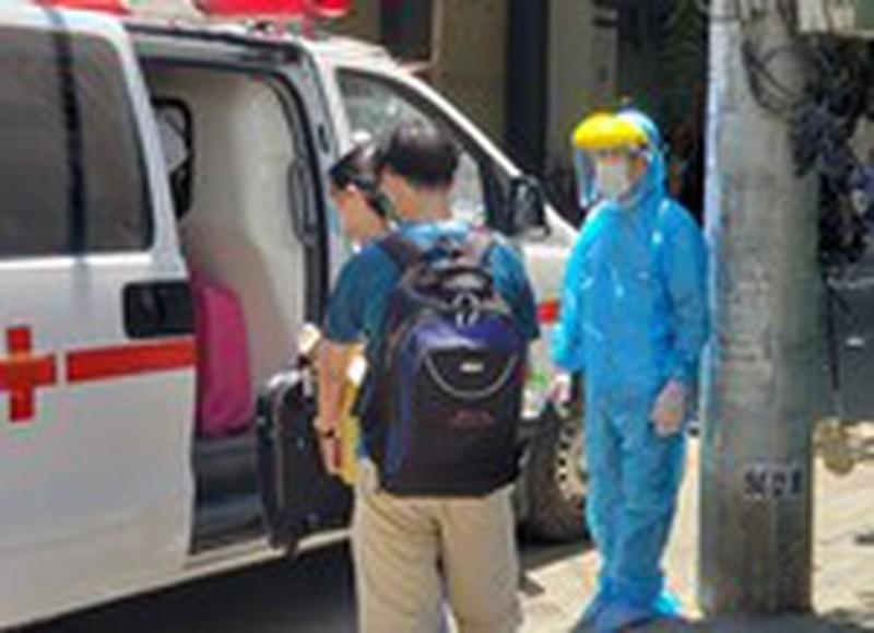 Bo cua BN 418 tu vong khong phai do COVID-19