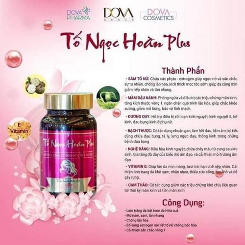 TPBVSK To Ngoc Hoan Plus vi pham quang cao, lua doi nguoi tieu dung the nao?-Hinh-2