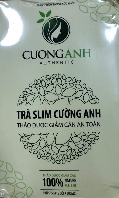 "Tra Slim Cuong Anh lai ""dinh phot"" vi pham quy dinh an toan thuc pham-Hinh-2"