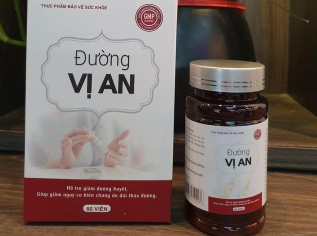 Vi sao quang cao Duong Vi An lien tuc bi canh bao vi pham?
