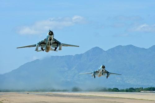 Diem cac vu roi may bay Su-22 o Viet Nam