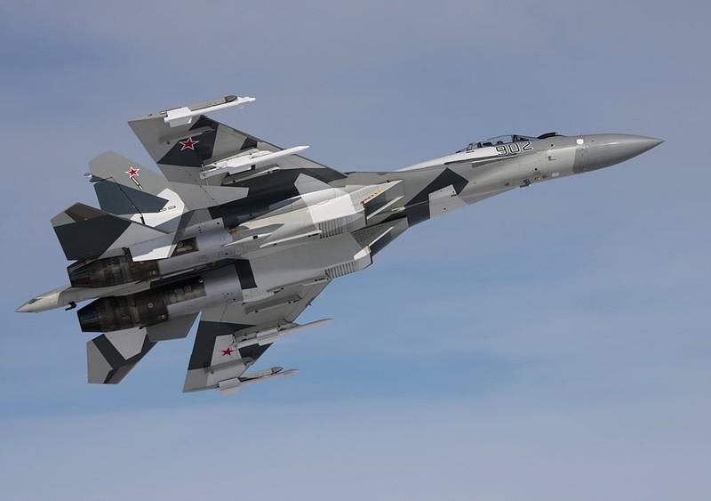 Viet Nam co the mua mot phi doi tiem kich Su-35S?