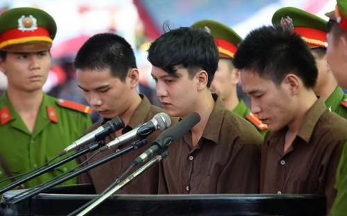 Bao gio tu hinh Nguyen Hai Duong trong vu tham sat Binh Phuoc?