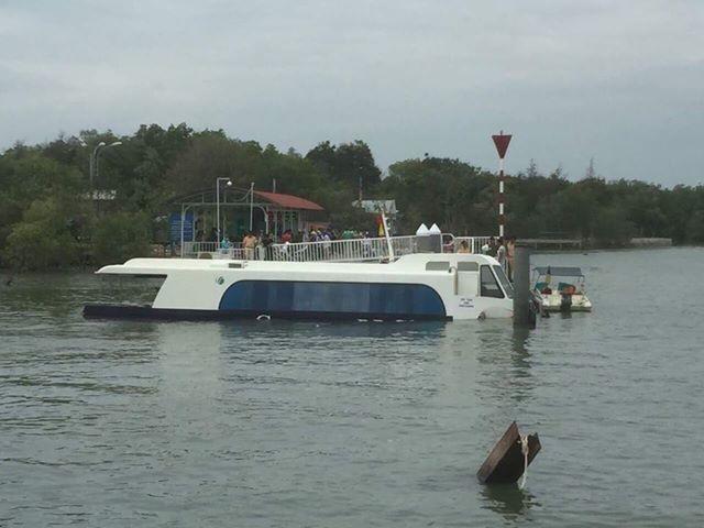 Chim tau cao toc Vung Tau - Can Gio - TPHCM, 42 hanh khach hoang loan